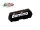 domino オフロード HSAバーパット ブロック型カーボン調 ブラック 汎用