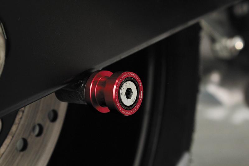 Valter Moto (バルターモト)スタンドフック STREET HONDA CBR600RR(07-19)