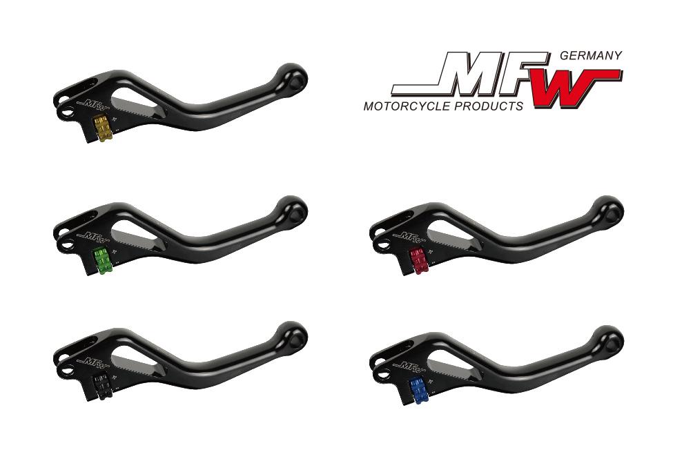 MFW ブレーキレバー/クラッチレバー ショートタイプ  KTM Super Duke990  (04-)