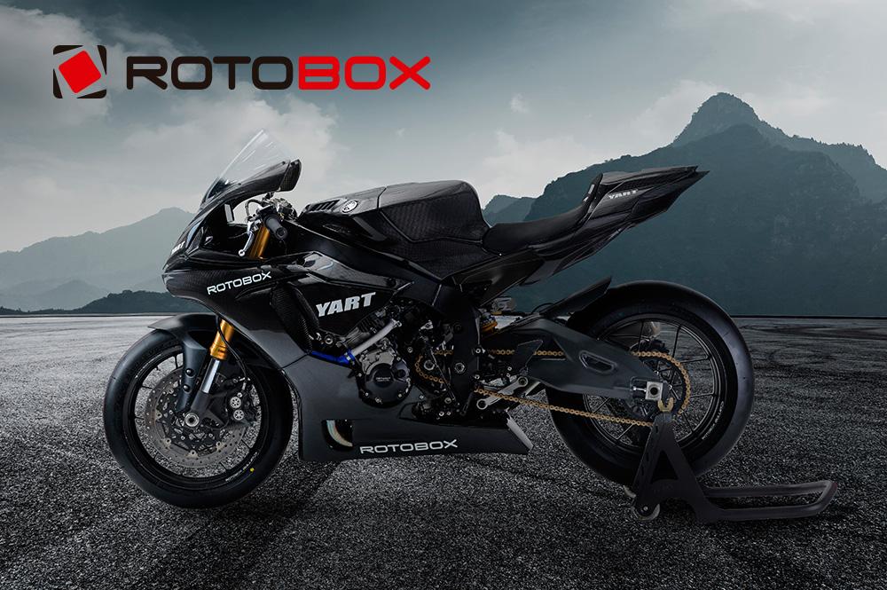 ROTOBOX(ロトボックス) カーボンホイールセット BULLET (バレット) Harley-Davidson Touring Street /Road Glide