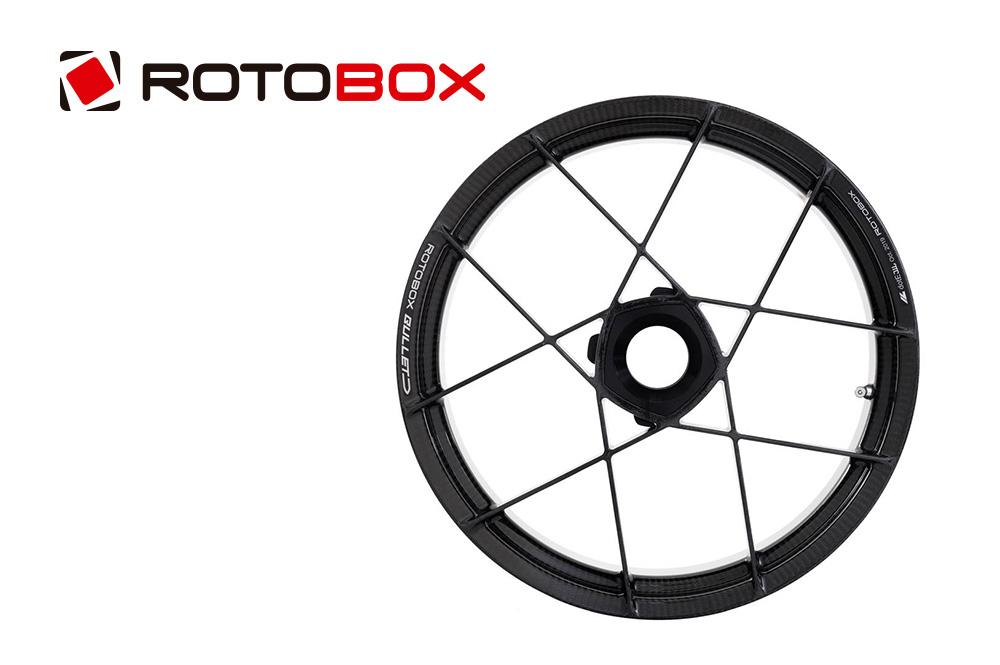 ROTOBOX(ロトボックス) カーボンホイールセット BULLET (バレット) BMW R1200GS/LC(-17)
