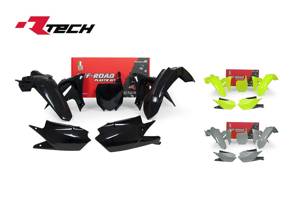 R-TECH(アールテック)  レプリカプラスチックキット YAMAHA YZ250F(19-20)