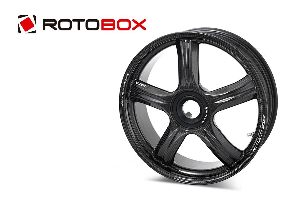 ROTOBOX(ロトボックス) カーボンホイール前後セット BOOST (ブースト) TRIUMPH Speed Triple 1050/RS (18-)