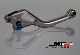 MFW ブレーキレバー/クラッチレバー ショートタイプ TRIUMPH  Speed Triple 1050radial (11-13)