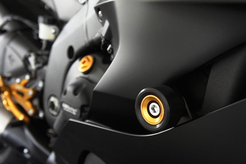 Valter Moto (バルターモト)フレームスライダー TRACK YAMAHA YZF-R6 (17-  )
