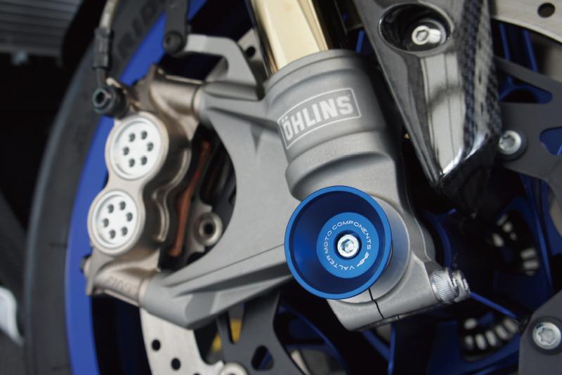 Valter Moto (バルターモト)アクスルスライダー HONDA CBR600RR (05-08)
