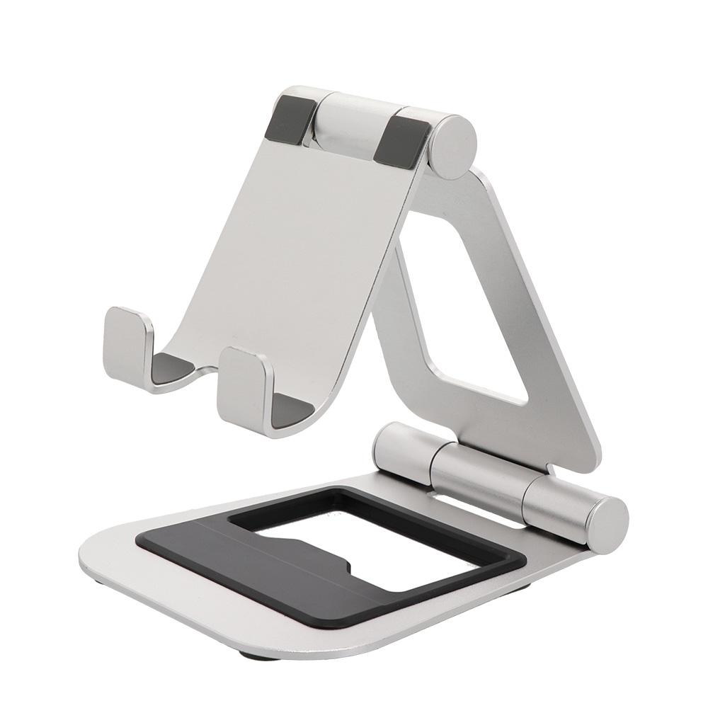 スタンドに乗せたまま充電 角度調整できるワイドアルミスタンド スマートフォン/タブレット対応 1年保証(MOT-SPSTD08)