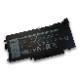 【全国送料無料】Dell デル Latitude 12 13 (5289) (7389) (7390)  2-in-1 メーカー純正オプション 交換用バッテリー 71TG4 K5XWW