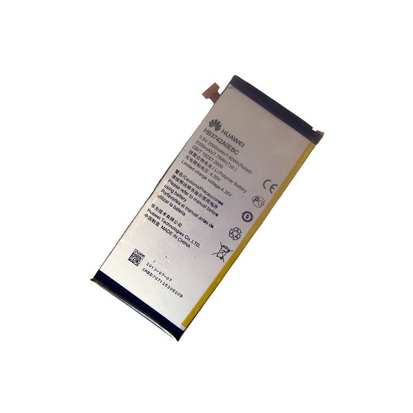 【全国送料無料】Huawei Ascend P6 Li-Polymer バッテリー HB3742A0EBC