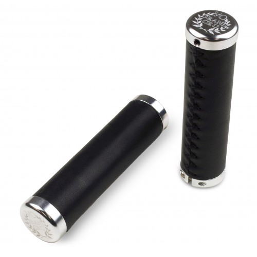 VO Lock-on Leather Grips