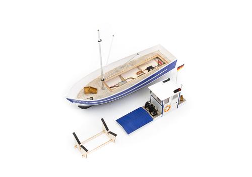 aero-naut Mowe2 fishing boat(メーヴェ)-漁船
