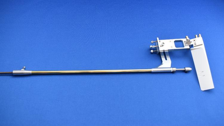 Captain CWB3904 4mmワイヤーシャフト ラダーブラケットセット