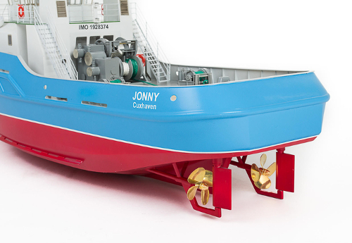 aero naut Jonny Harbour Tug(ジョニー)- 湾岸タグボート