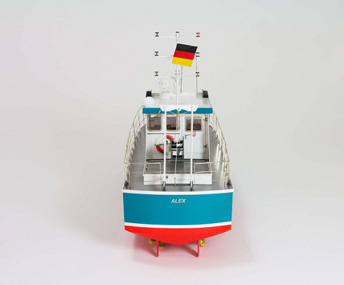 aero-naut Alex(アレックス)- 作業ボート