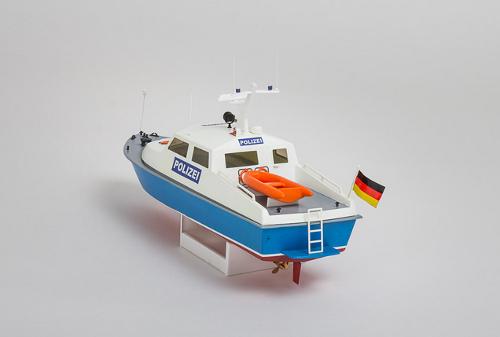 aero-naut Police Boat WSP-1(ポリス)-パトロール船
