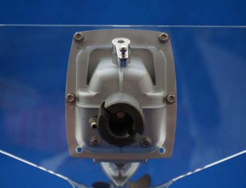 HIROBO 同軸反転式ODU(アウト・ドライブ・ユニット)