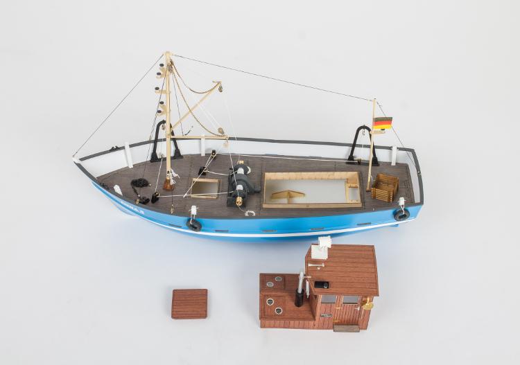 aero-naut Anna 3(アンナ3) Fishing Cutter)-トロール漁船