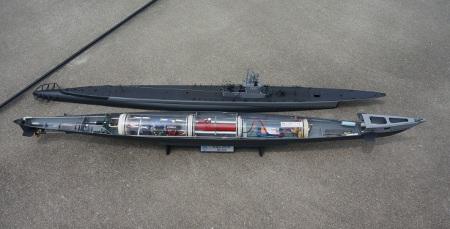 Captain 1/72 ガトー級 塗装済完成品