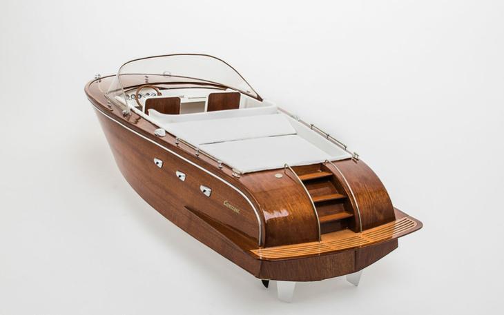 aero-naut Comtesse luxury yacht(コンテス)- ラグジュアリーヨット 艤装品セット