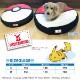 1月中旬入荷予定の予約販売 ポケモン 犬 猫 オーガニックコットン クッション モンスターボール S ポケットモンスター ベット
