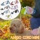 イタリアferplast社製 アミーゴ コード MINI AMIGO CORD 犬 りーど 伸縮 リード 3m さんぽグッズ
