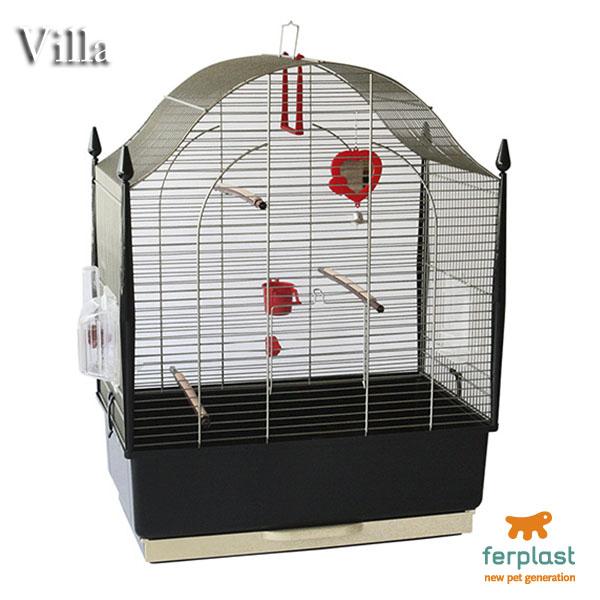 【通販限定・卸売対象外】イタリアferplast社製 ヴィラ アンティークブラス〜Villa AntiqueBrass〜
