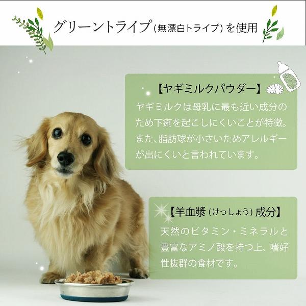 20%割引【まとめ買い24缶×95g】【NEW】成犬用 ドッグフード NUTRIPE_PURE ニュートライプ ピュア ベニソン&グリーントライプ 95g