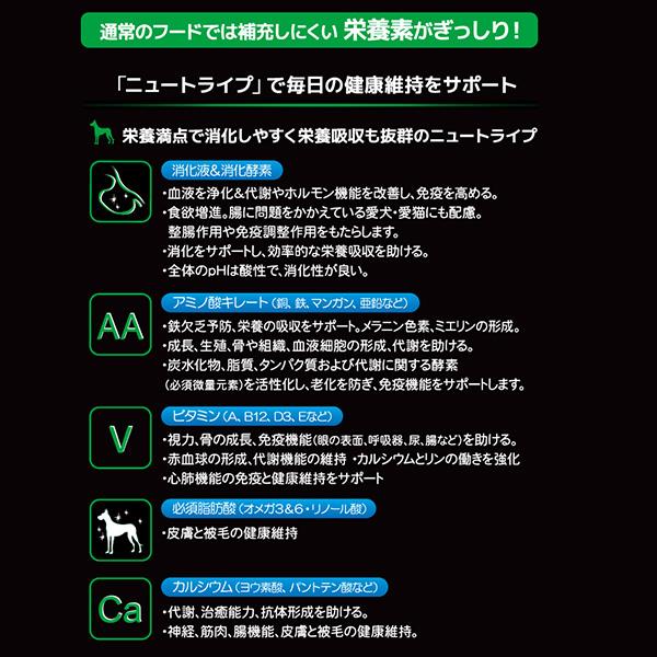 【NEW】成犬用 ドッグフード NUTRIPE PURE ニュートライプ ピュア ダック&グリーントライプ 185g