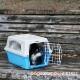 組立発送 イタリアferplast社製 アトラス 20 フルオ キャリー Atlas FLUO 耐荷重8kgまで 猫 小動物 ペット用 通院 外出 おでかけ 旅行