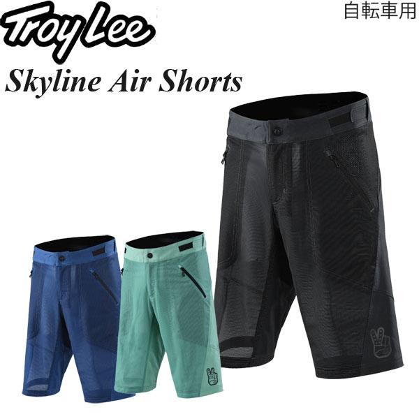 Troy Lee ショートパンツ 自転車用 Skyline Air 2021年 春モデル