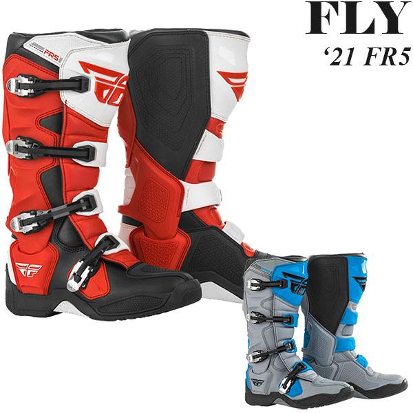 FLY オフロードブーツ FR5 2021年 最新モデル