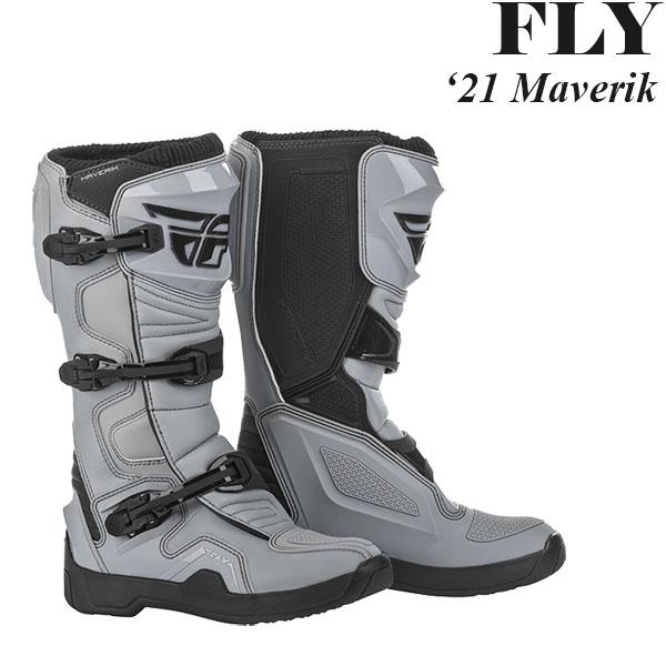 FLY オフロードブーツ Maverik 2021年 最新モデル