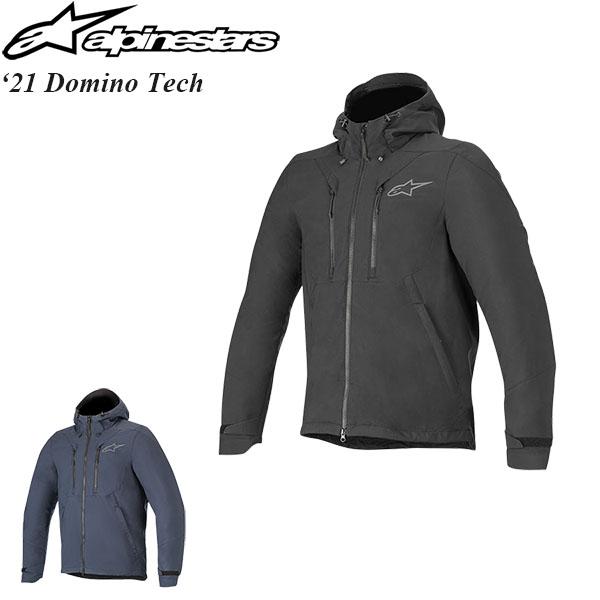 Alpinestars ジャケット Domino Tech 2021年 モデル