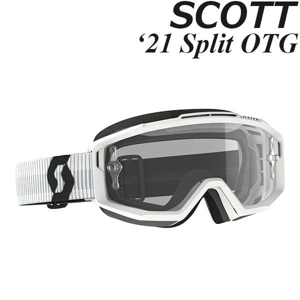Scott ゴーグル MX用 Split OTG 2021年 最新モデル 51-2361