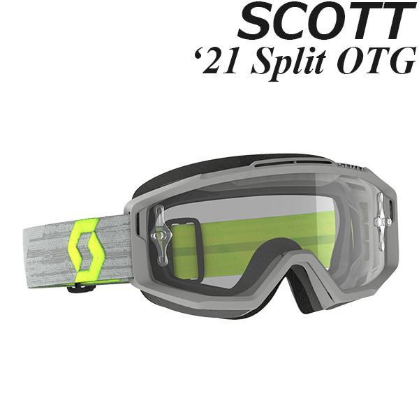 Scott ゴーグル MX用 Split OTG 2021年 最新モデル 51-2364