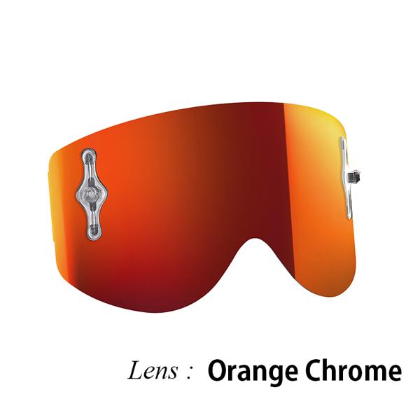 Scott ゴーグル用 レンズ Recoil 80s No Sweat Lens Works 51-5299