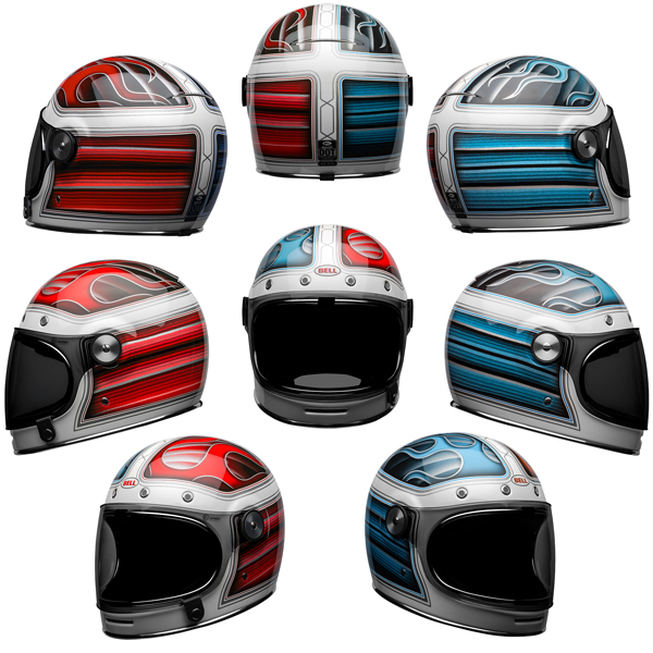 BELL ヘルメット Bullitt SE 2020-21年 限定モデル Barracuda