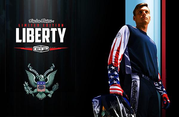 Troy Lee グローブ 限定版 Air 2020年 最新モデル Liberty