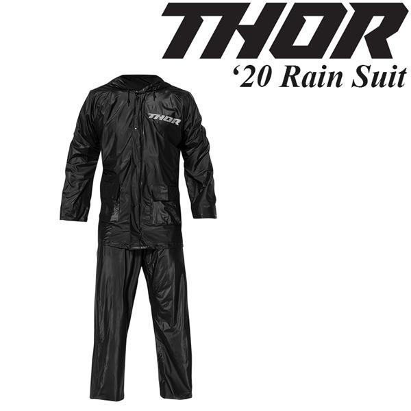 Thor レインウェア Rain Suit 2021年 モデル