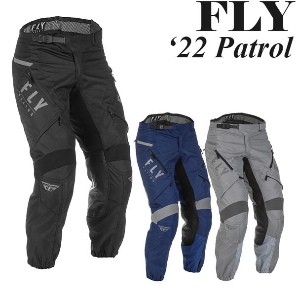 FLY オフロードパンツ Patrol 2022年 最新モデル