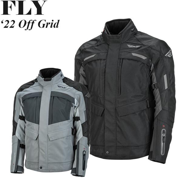 FLY 防水ジャケット Off Grid 2022年 最新モデル