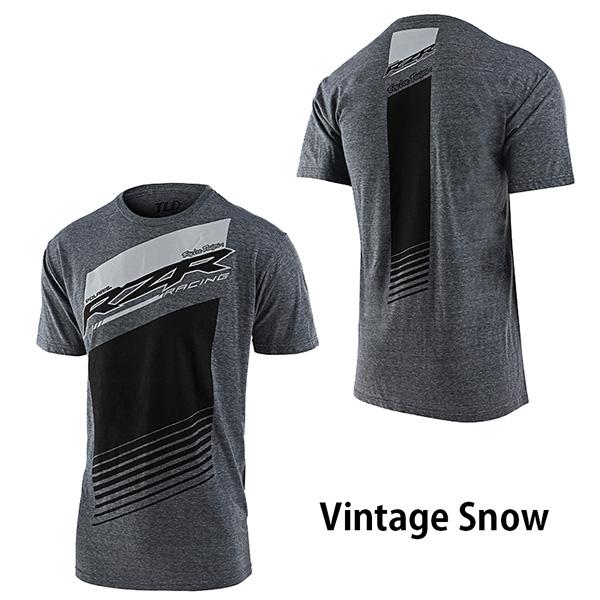 Troy Lee カジュアルシャツ 半袖 Polaris RZR Tee 2020年 最新モデル