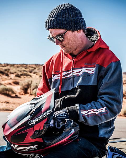Troy Lee パーカー スウェット Zip Up Hoodie 2020年 最新モデル Polaris RZR