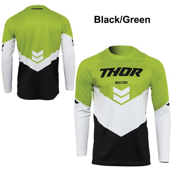Thor オフロードジャージ Sector 2022年 最新モデル Chev