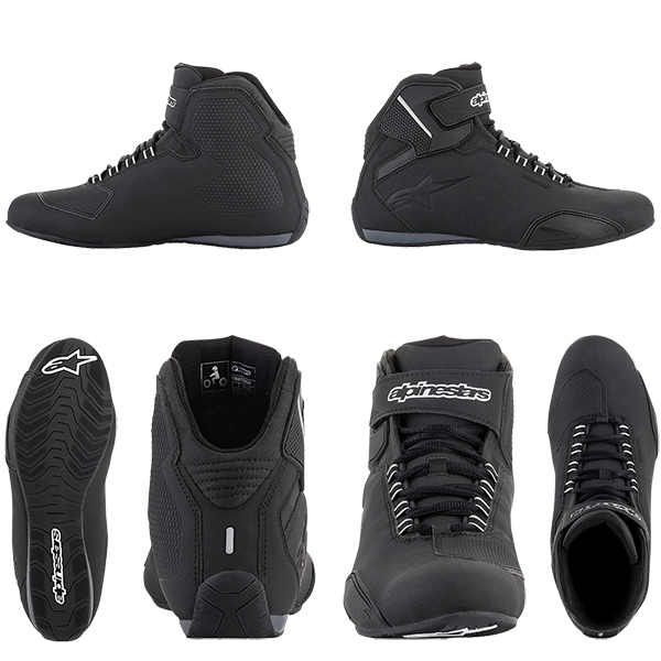 Alpinestars バイクシューズ Sektor Waterproof Shoes