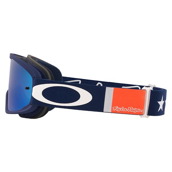 Oakley ゴーグル 自転車用 O Frame 2.0 Pro MTB TLD Patriot OO7117-04
