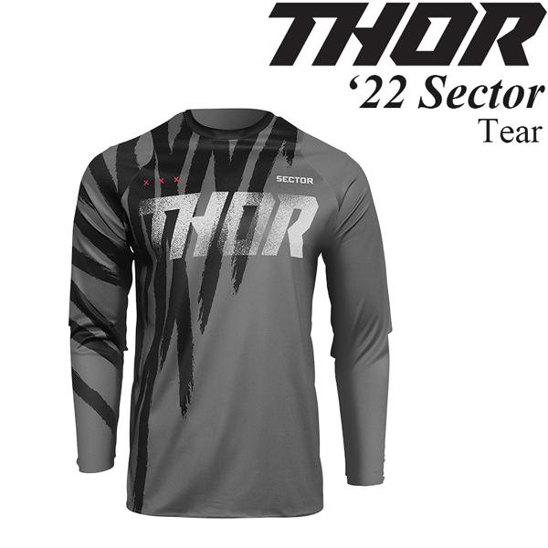 Thor オフロードジャージ Sector 2022年 最新モデル Tear