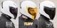 Icon シールド Airflite ヘルメット用 Flite Shield
