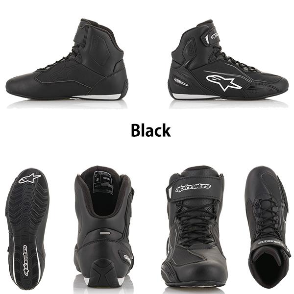 Alpinestars ライディングシューズ Faster-3 Riding Shoes 2020年 最新モデル