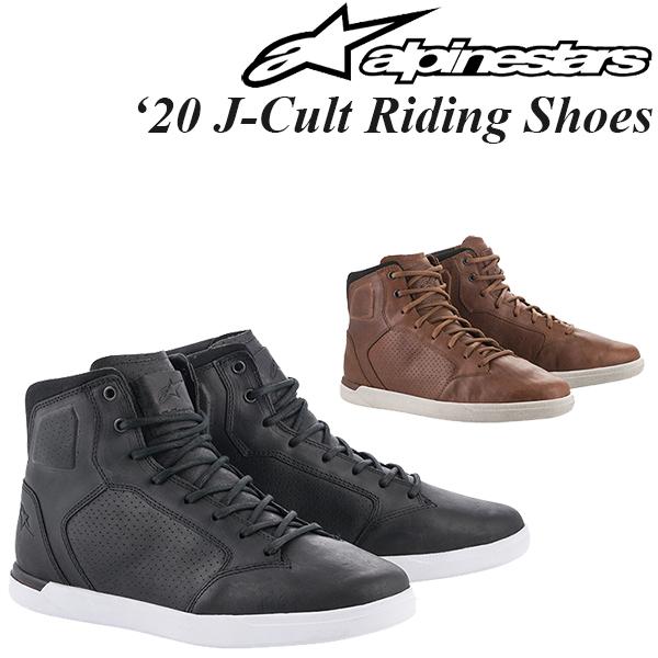 Alpinestars ライディングシューズ J-Cult Riding Shoes